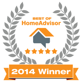 2014 Best of HomeAdvisor Award